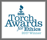 Our House Restoration - BBB Torch Award for Marketplace Ethics 2017 Winner